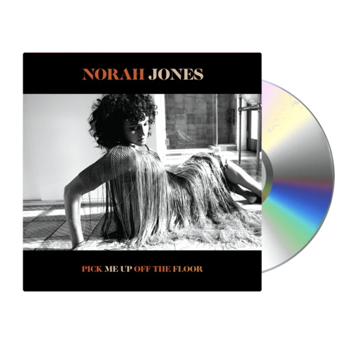 √Pick Me Up Off The Floor von Norah Jones - CD jetzt im JazzEcho Shop