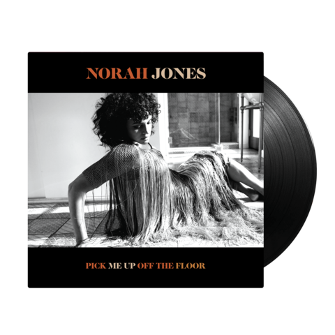 Pick Me Up Off The Floor von Norah Jones - LP jetzt im JazzEcho Shop