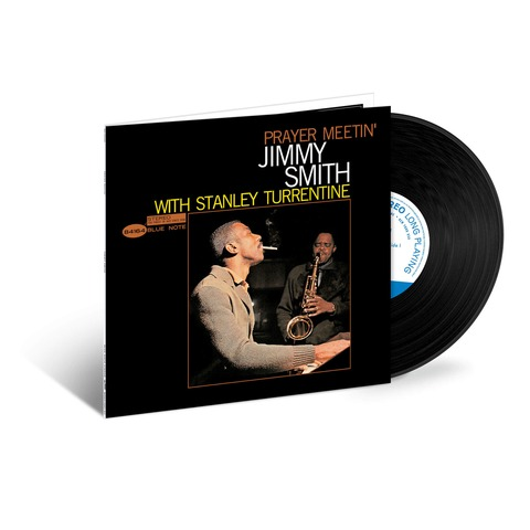 Prayer Meetin' - with Stanley Turrentine (Tone Poet Vinyl) von Jimmy Smith - LP jetzt im JazzEcho Shop