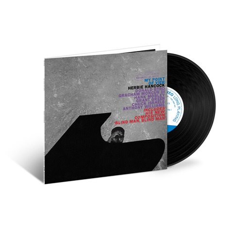 My Point of View (Tone Poet Vinyl) von Herbie Hancock - LP jetzt im JazzEcho Shop