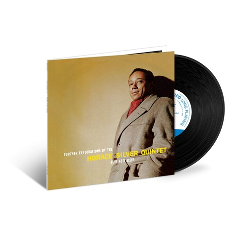 √Further Explorations (Tone Poet Vinyl) von Horace Silver Quintet - LP jetzt im JazzEcho Shop