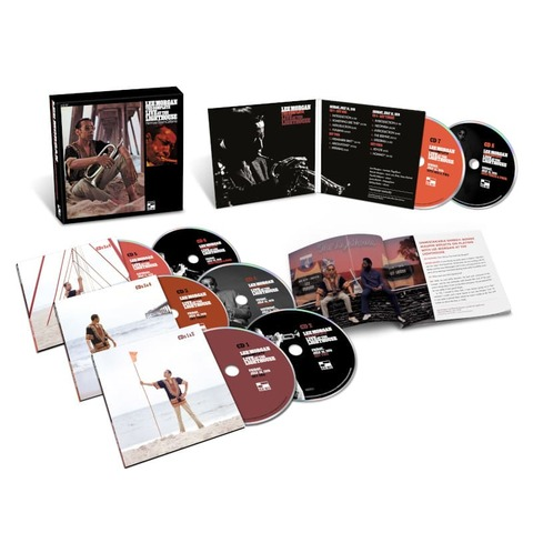 The Complete Live At The Lighthouse (8CD Boxset) by Lee Morgan -  - shop now at JazzEcho store