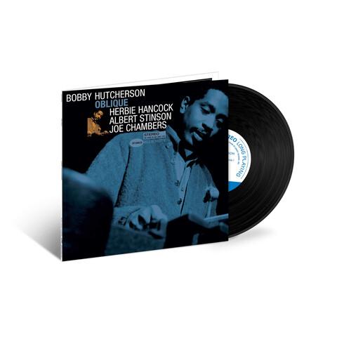 √Oblique (Tone Poet Vinyl) von Bobby Hutcherson - LP jetzt im JazzEcho Shop