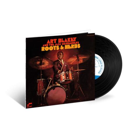 √Roots & Herbs (Tone Poet Vinyl) von Art Blakey & The Jazz Messengers - LP jetzt im JazzEcho Shop