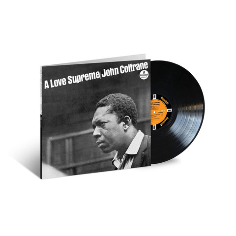 √A Love Supreme (Acoustic Sounds) von John Coltrane - LP jetzt im JazzEcho Shop