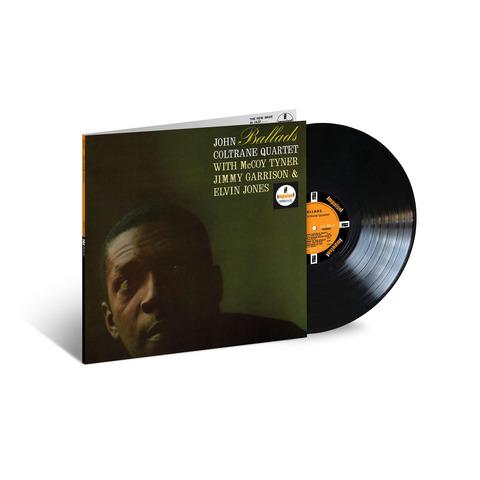 √Ballads (Acoustic Sounds) von John Coltrane - LP jetzt im JazzEcho Shop