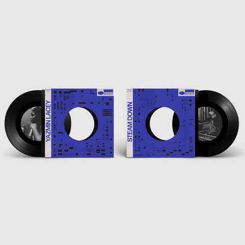 √Etctera / I''ll Never Stop Loving You von Steam Down / Yazmin Lacey - Vinyl jetzt im JazzEcho Shop