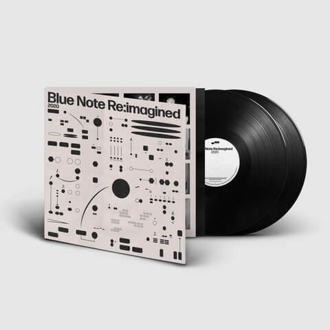 √Blue Note Re:imagined von Blue Note Re:imagined - LP jetzt im JazzEcho Shop