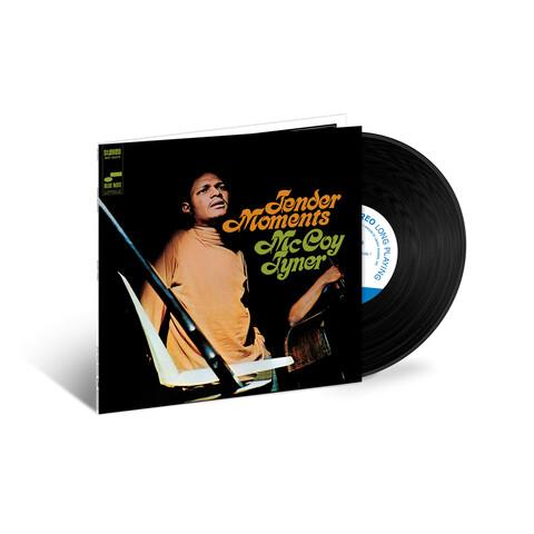 √Tender Moments (Vinyl Poet Vinyl) von McCoy Tyner - LP jetzt im JazzEcho Shop