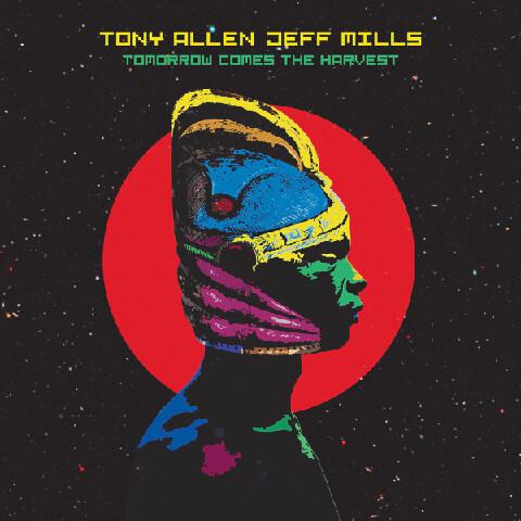 √Tomorrow Comes The Harvest von Tony Allen - lp jetzt im JazzEcho Shop