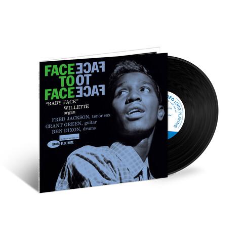 Face To Face (Tone Poet Vinyl) von Baby Face Willette Quartet - 1LP jetzt im JazzEcho Shop