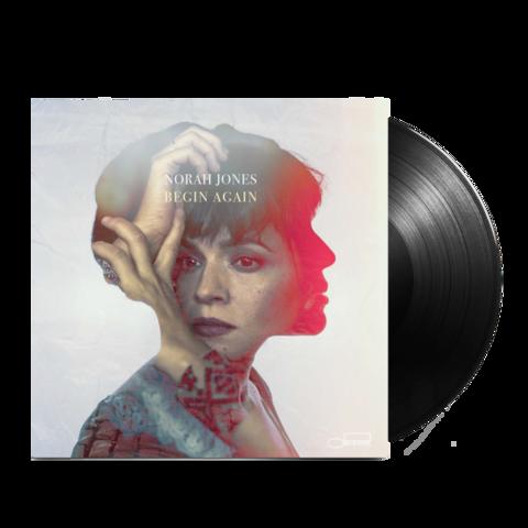 √Begin Again (Vinyl) von Norah Jones - lp jetzt im JazzEcho Shop