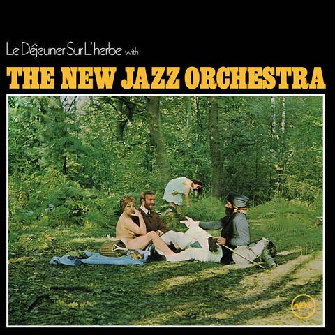 √Le Djeuner Sur L'Herbe von The New Jazz Orchestra - lp jetzt im JazzEcho Shop