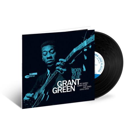 Born To Be Blue (Tone Poet Vinyl) von Grant Green - 1LP jetzt im JazzEcho Shop