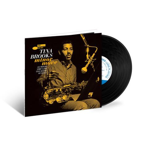 Minor Move (Tone Poet Vinyl) von Tina Brooks - 1LP jetzt im JazzEcho Shop
