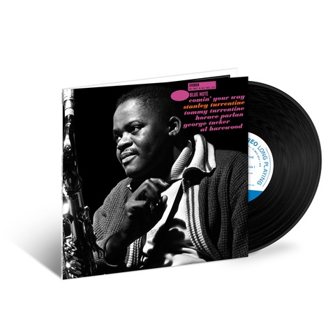 Comin' Your Way (Tone Poet Vinyl) von Stanley Turrentine - 1LP jetzt im JazzEcho Shop