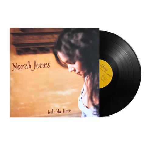 √Feels Like Home (Vinyl) von Norah Jones - lp jetzt im JazzEcho Shop