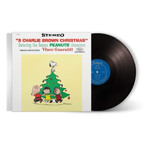 √A Charlie Brown Christmas (70th Anniversary Ltd. LP) von Vince Guaraldi Trio - LP jetzt im JazzEcho Shop