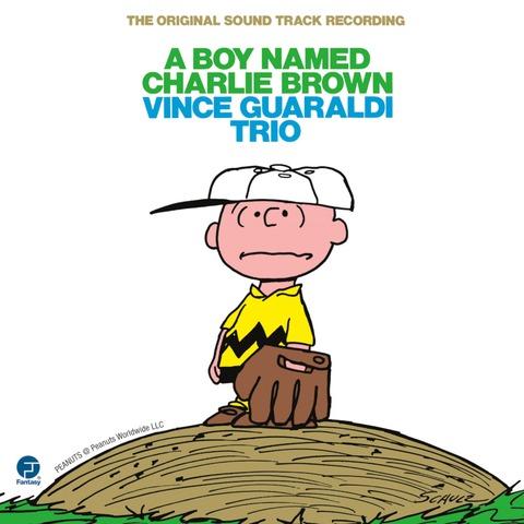 A Boy Named Charlie Brown (Limited LP + Baseball Card Set) von Vince Guaraldi Trio - LP jetzt im JazzEcho Store