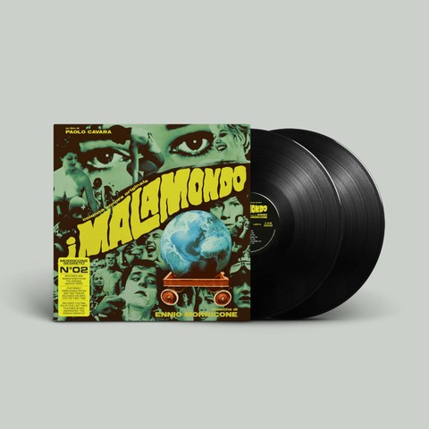 √O.S.T. - I Malamondo (2LP) von Ennio Morricone - 2LP jetzt im JazzEcho Shop