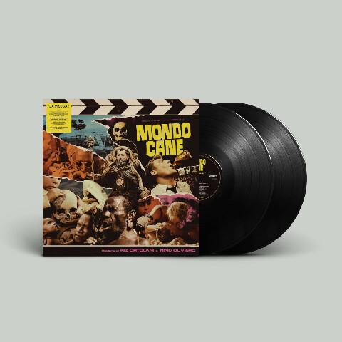 √O.S.T. - Mondo Cane (2LP) von Riz Ortolani / Nino Oliviero - 2LP jetzt im JazzEcho Shop