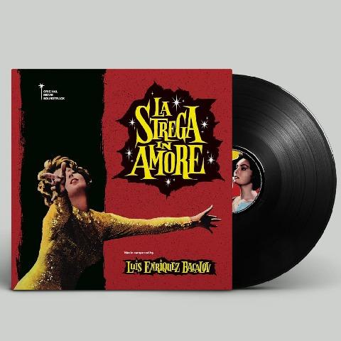 √O.S.T. - La Strega In Amore von Luis Bacalov - lp jetzt im JazzEcho Shop